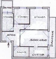 appartamento in vendita - magrè